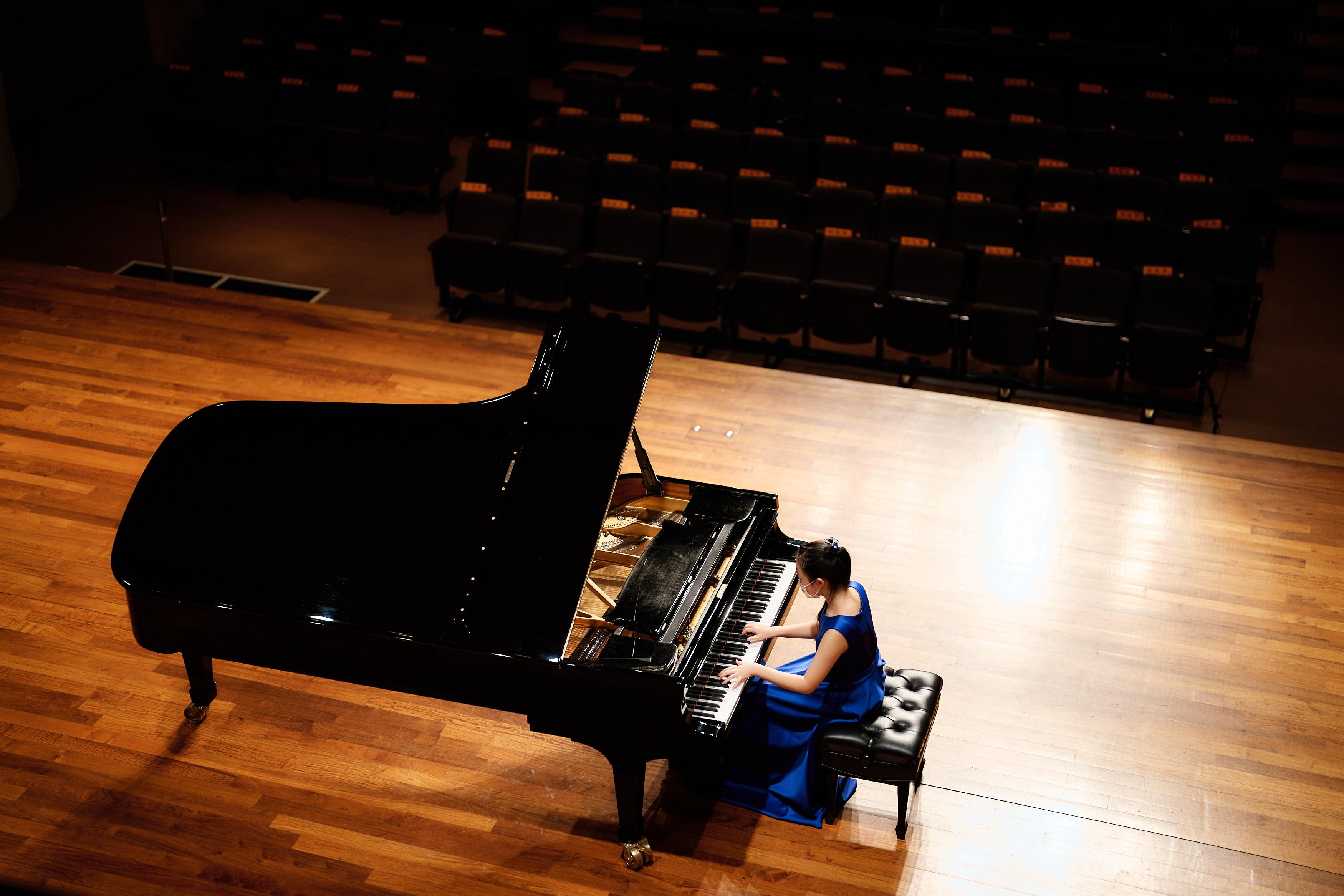 2021 TEIPC台北卓越國際鋼琴大賽(決賽)